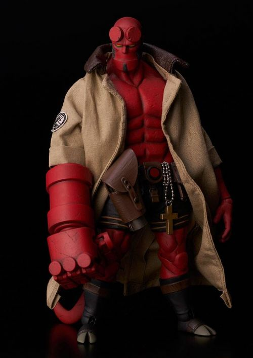 1000 Toys Mike Mignola's Hellboy 1/12 Scale Action Figure - Pre-order monthly pay
